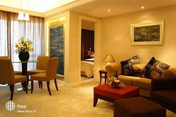 Howard Johnson All Suites Shanghai 10