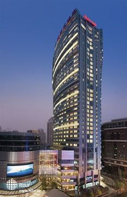 Shanghai Marriott Hotel City Centre 4