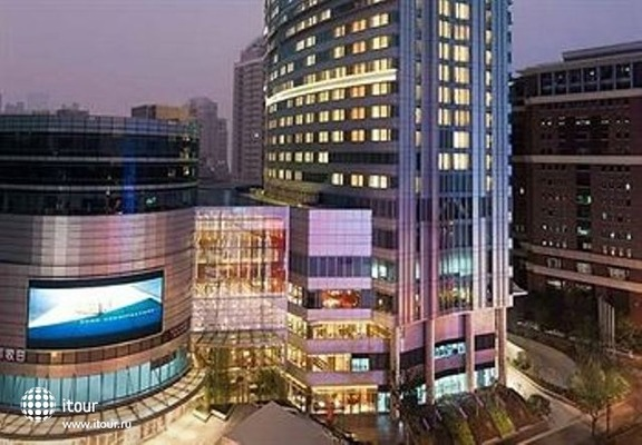 Shanghai Marriott Hotel City Centre 1