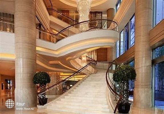 Shanghai Marriott Hotel City Centre 5