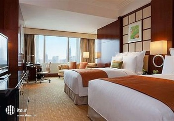 Shanghai Marriott Hotel City Centre 6