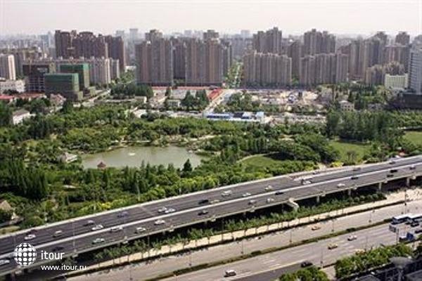 Sheraton Shanghai Hongqiao Hotel (ex.sheraton Grand Tai Ping Yang) 8