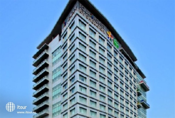 Four Points By Sheraton Shanghai, Daning 1