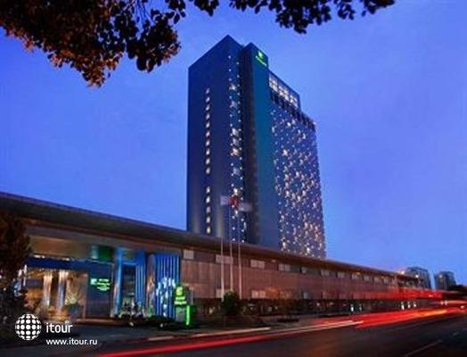 Holiday Inn Shanghai Pudong Kangqiao 7