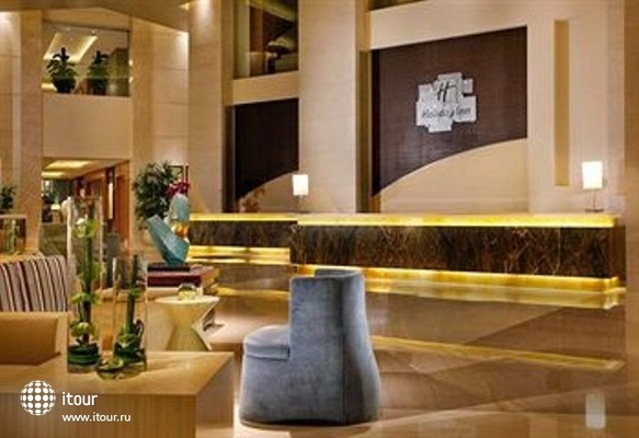 Holiday Inn Shanghai Pudong Kangqiao 10