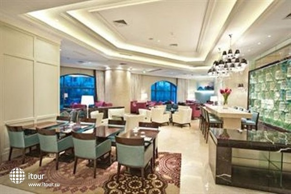 The One Executive Suites Shanghai 4