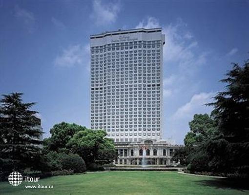 Okura Garden Hotel Shanghai 1