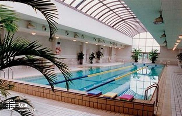 Okura Garden Hotel Shanghai 2