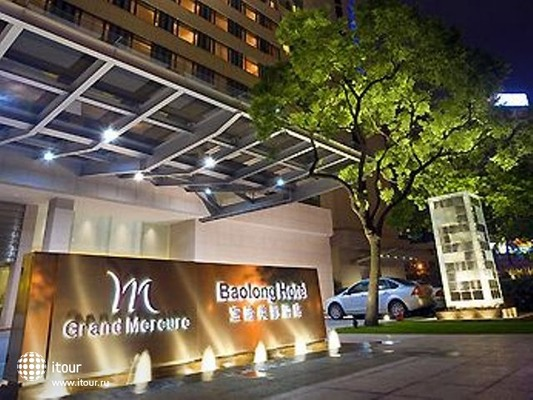 Grand Mercure Baolong Hotel Shanghai 1