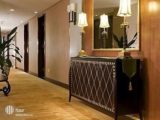 Grand Mercure Baolong Hotel Shanghai 10