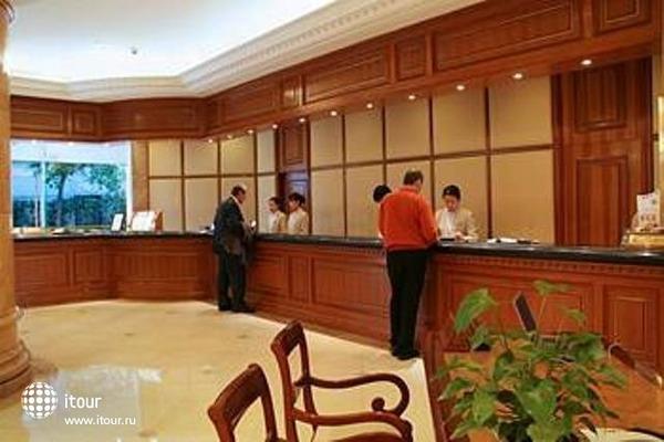 Oakwood Residence Shanghai 7