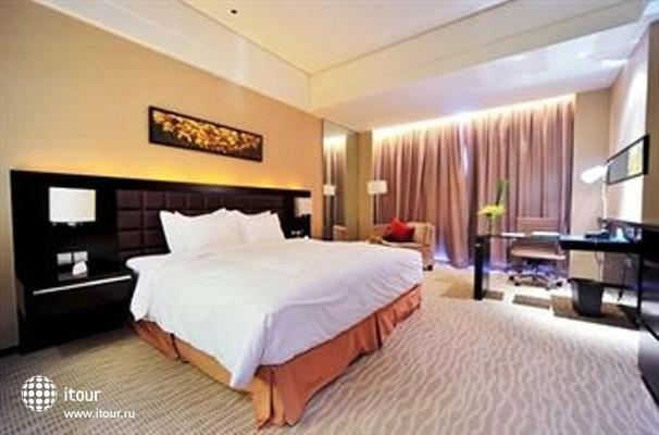 The Qube Pudong (ex. Howard Johnson Hotel Chuansha Shanghai) 5
