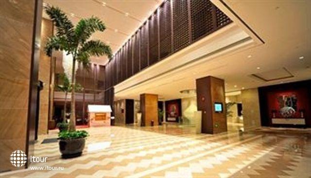 The Qube Pudong (ex. Howard Johnson Hotel Chuansha Shanghai) 6
