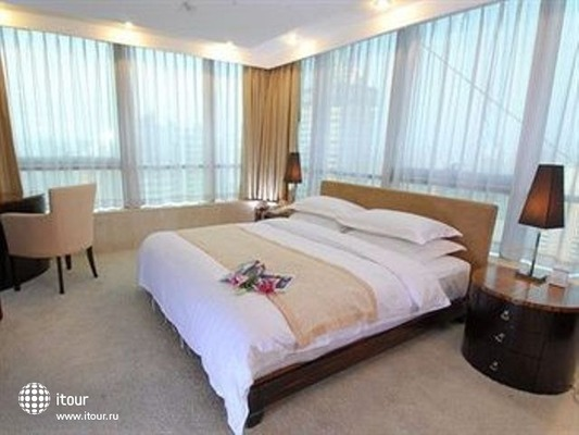 Golden Tulip Ashar Suites Shanghai Central 2