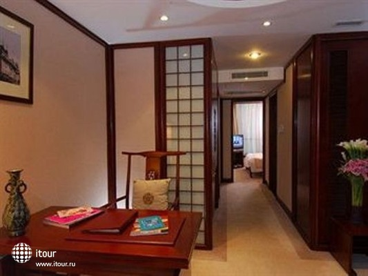 Golden Tulip Ashar Suites Shanghai Central 5
