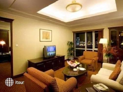 Oriental Riverside Hotel Shanghai 7