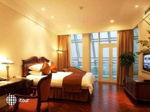Oriental Riverside Hotel Shanghai 3