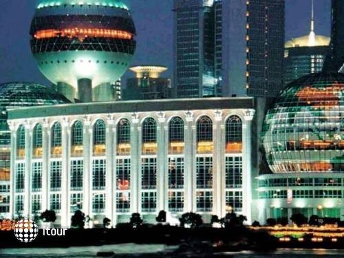 Oriental Riverside Hotel Shanghai 1