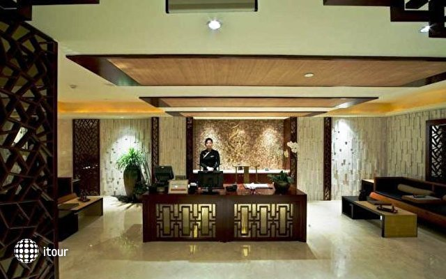 Mingde Grand Hotel Shanghai (ex. Lexington Plaza Minde) 6