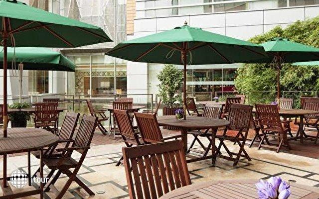 Crowne Plaza Shanghai Fudan 10