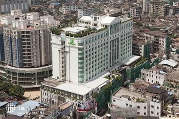 Holiday Inn Shifu Guangzhou 1