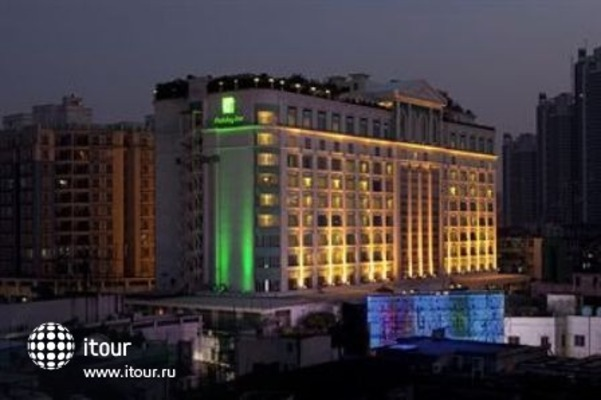 Holiday Inn Shifu Guangzhou 9