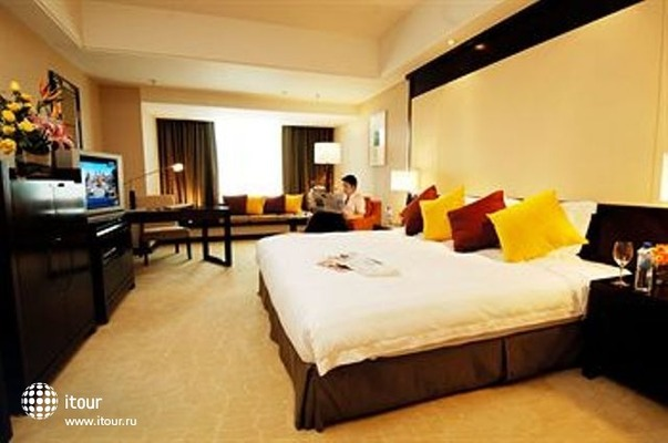Holiday Inn Shifu Guangzhou 3