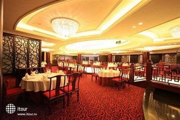 Soluxe Hotel Guangzhou 6