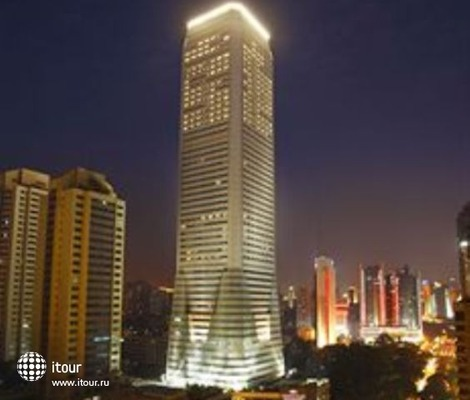 Crowne Plaza Guangzhou City Centre 1