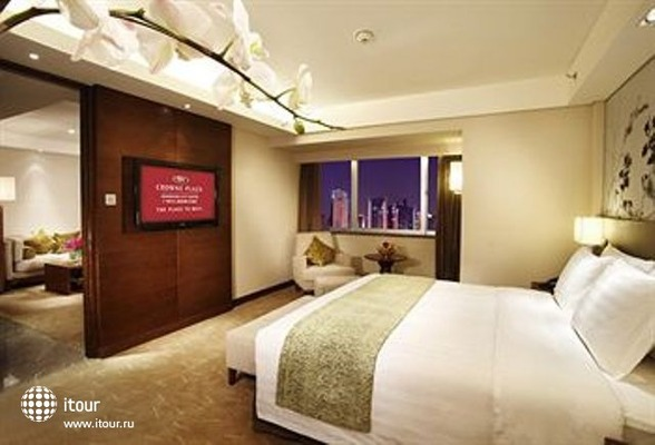 Crowne Plaza Guangzhou City Centre 3