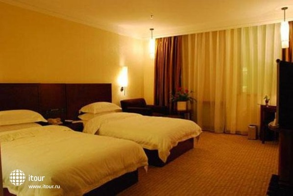 Paco Business Hotel (long Kou Xi) 2