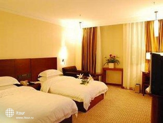 Paco Business Hotel (long Kou Xi) 6