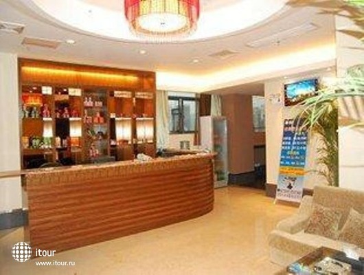 Paco Business Hotel (long Kou Xi) 7