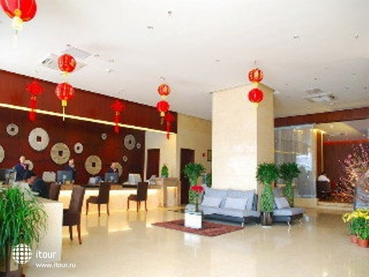 Paco Business Hotel (long Kou Xi) 8