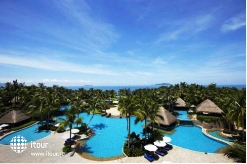 Holiday Inn Resort Sanya Bay 2