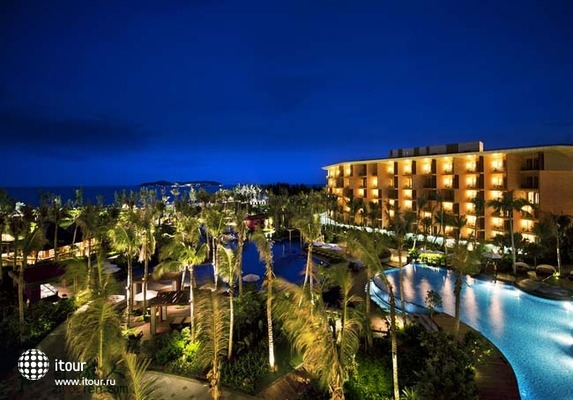 Double Tree Resort By Hilton Haitang Bay 1