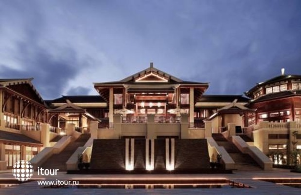 Ritz Carlton Sanya 1