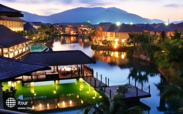 Huayu Resort & Spa Yalongbay Sanya 10