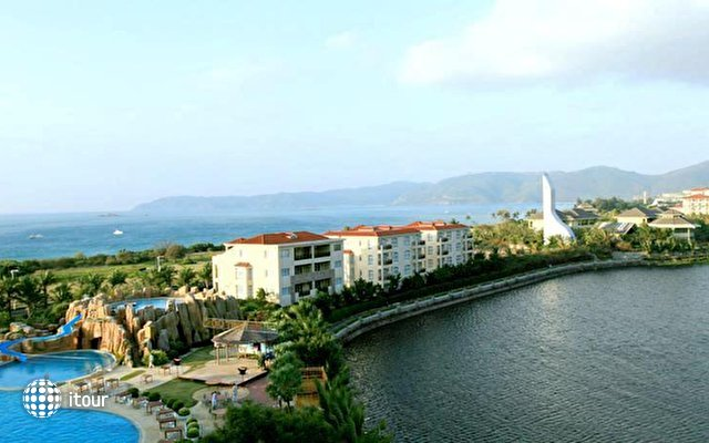 Yalong Bay Universal Resort Sanya 4