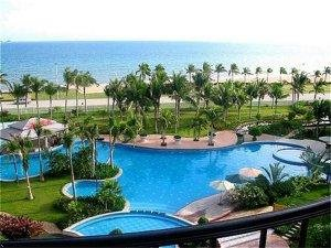 Viable Hot Spring Sea Community Hotel Sanya 1