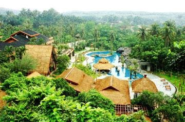 Paradise Rainforest Spa & Resort 1