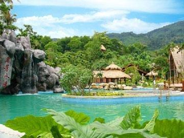 Paradise Rainforest Spa & Resort 3