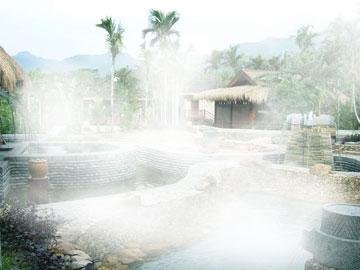 Paradise Rainforest Spa & Resort 2