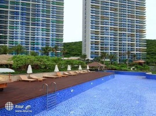 Serenity Coast Apartament Sanya 2
