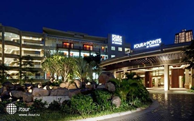 Four Points By Sheraton Shenzhou Peninsula 7
