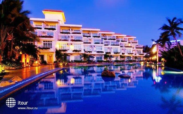 Guest House International Hotel Sanya 4