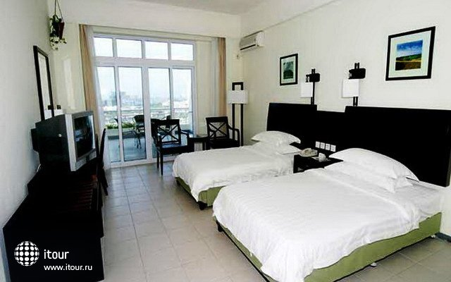 Guest House International Hotel Sanya 6