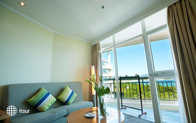 Sunshine Resort Intime Sanya 10