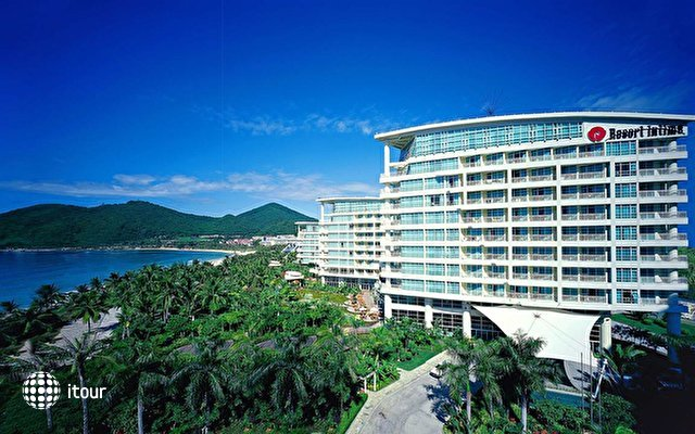 Sunshine Resort Intime Sanya 1