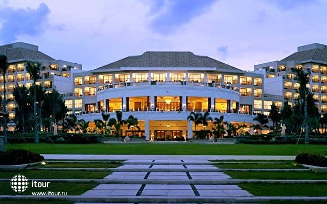 Marriott Resort & Spa Sanya 1